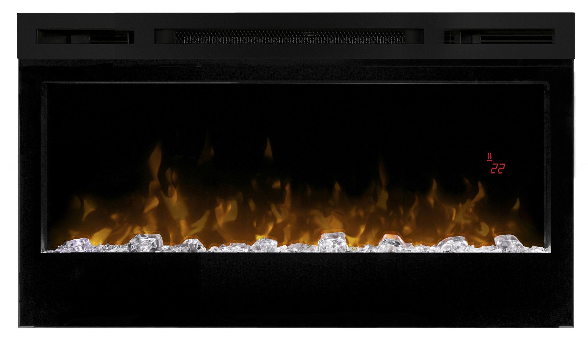 prism wall mounted electric fireplace wall mount electric