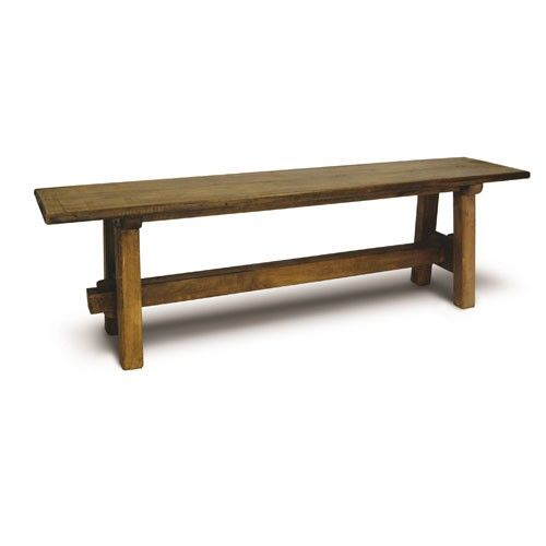 reclaimed solid timber bench seat interior inspirations