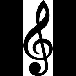 Free Silhouette Clip Art Music Silhouette Silhouette Clip Art Music Note Symbol