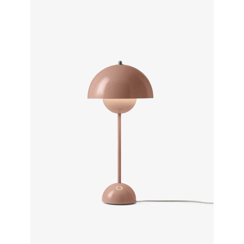Tradition Flowerpot Vp3 Table Lamp Beige Red In 2020 Modern Lamp Table Lamp Room Lamp