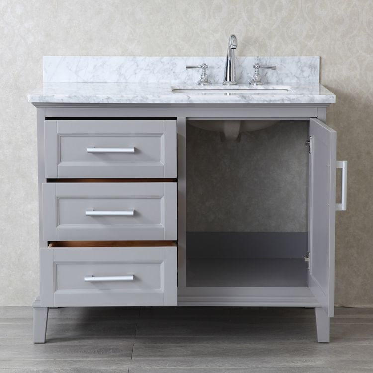 Image result for grey bathroom vanity | Stylish bathroom ...