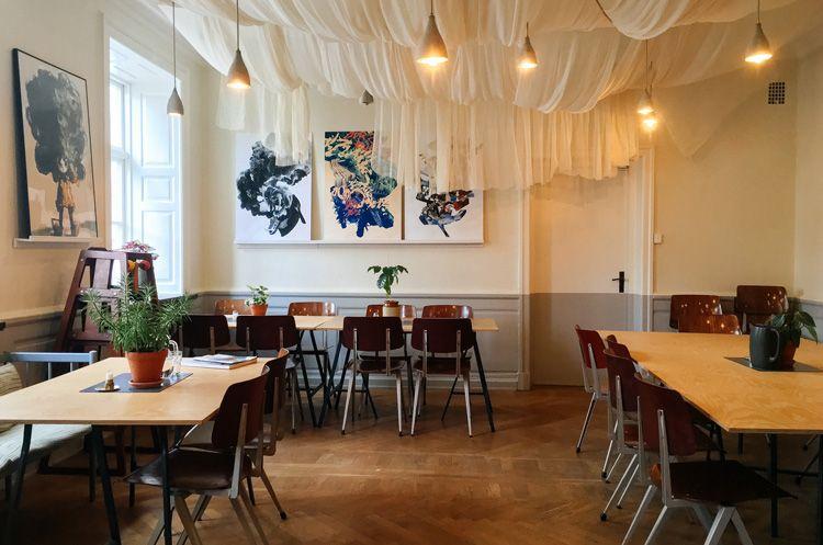 Café Kale'i in Gothenburg, Sweden.