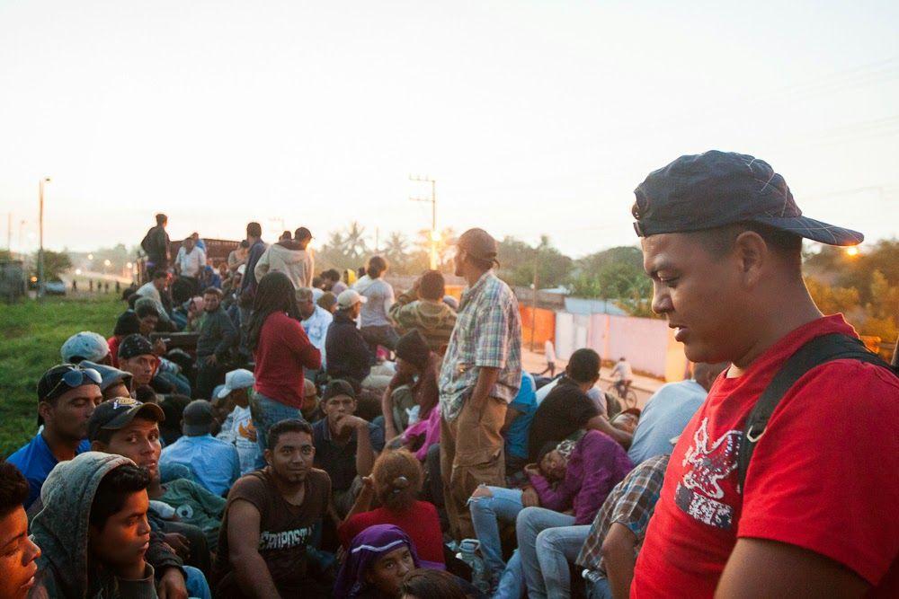 Viacrucis Migrante: cientos caminarán 81 Kilómetros, de Tenosique, Tabasco a Palenque, Chiapas