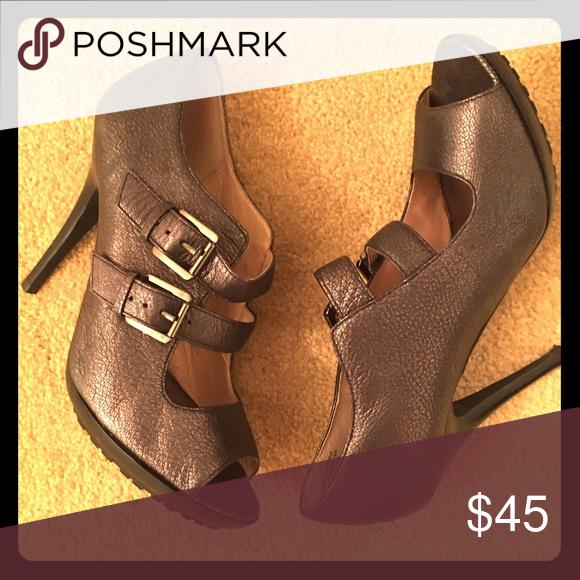 Michael Kors Booties - 7.5 7.5 size Michael Kors. Good condition. Michael Kors Shoes Ankle Boots & Booties