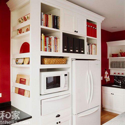 推薦13招廚房收納方法還你整潔生活- 圖片頻道- 新華網
