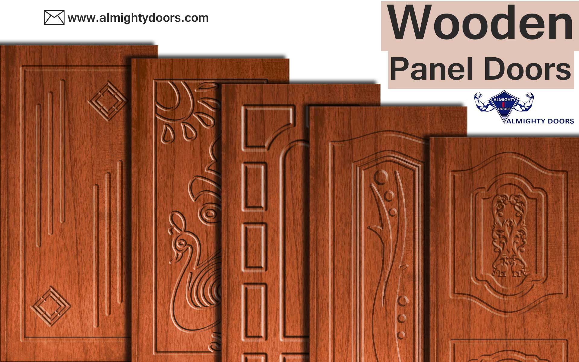 Almighty Doors Is One Of The Popular Supplier Of Wooden