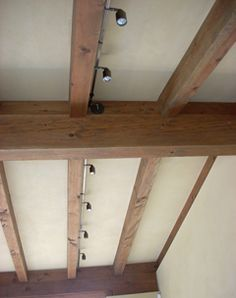 lighting for beams. Image Result For Track Lighting On Beams T