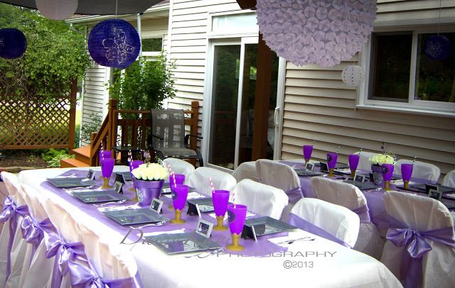 Sofia the First Pirate and Princess Table Setting | Birthday Parties ...