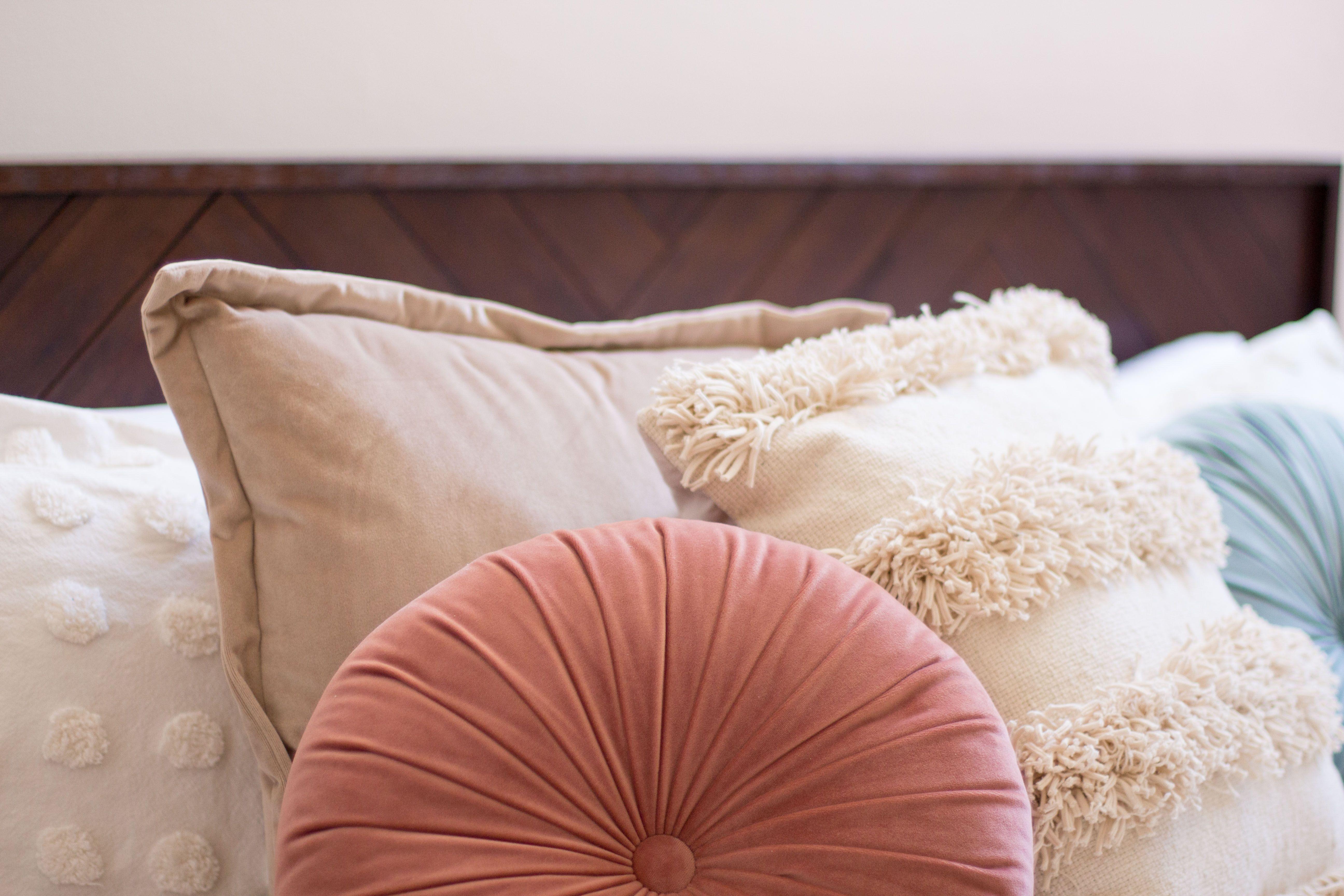 Pinwheel Cushion 40cm Freedom Furniture and Homewares