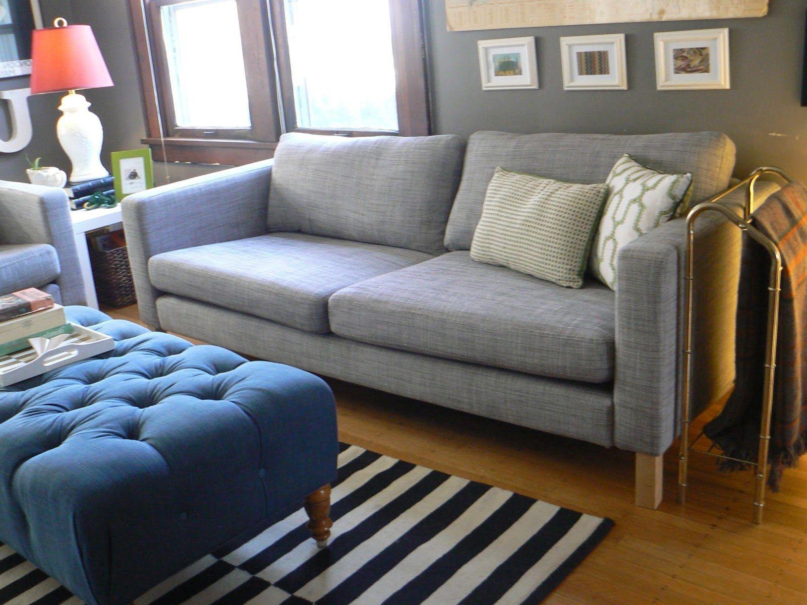 Astonishing Ikea Karlstad Sofa Furniture