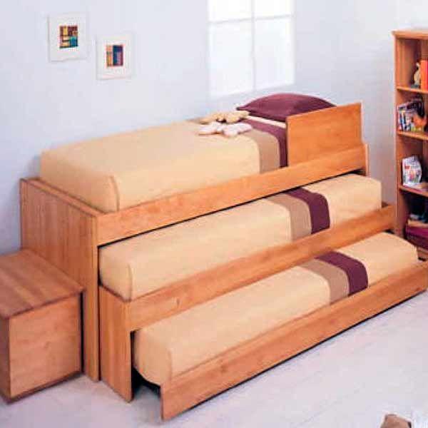 Casas peque as casas peque as muebles y decoraci n pinterest muebles hogar y camas - Muebles plegables para viviendas pequenas ...