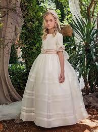 vestidos de primera comunion ultima moda