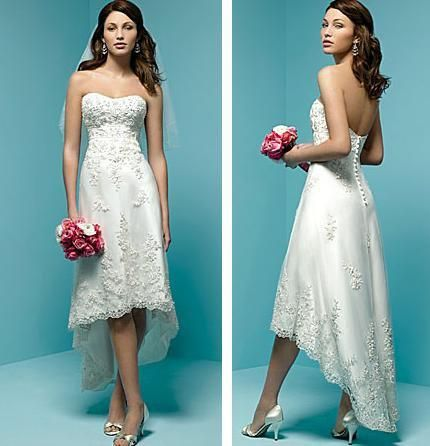 Alfred Angelo 1142 Size 12 Original Price: $449.00 Dressella\'s Price ...