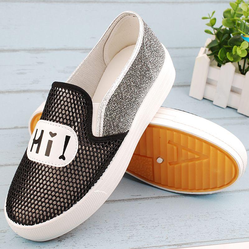 e5d8c93d281c New lite women s casual shoes good quality sandy beach shoes slip-on Cool  breathable cozy