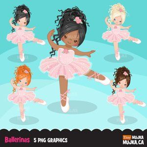 Beautiful little brunette ballerina girl in tiara stand on ...   Ballerina Tiaras Cartoon