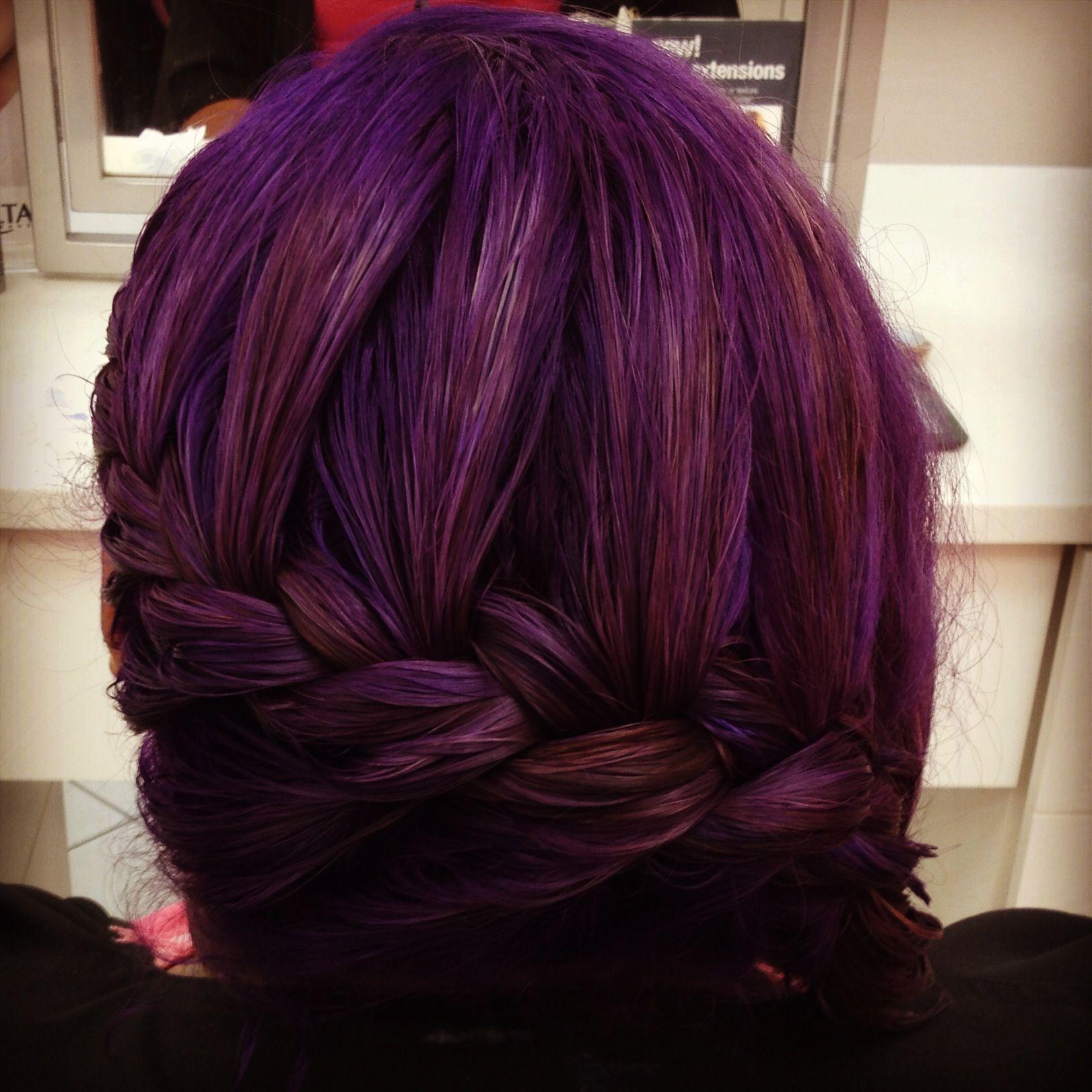 Mystic Amethyst, Ultra Violet And Purple Haze