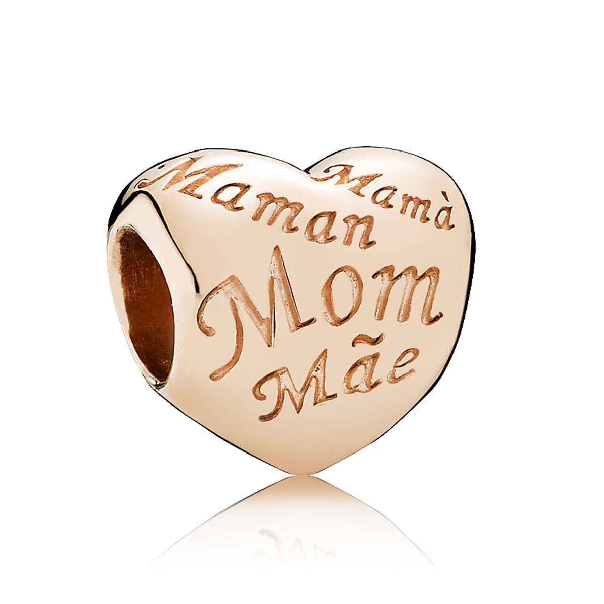Shop Mum Pandora Charm Rose Gold At Lowest Prices