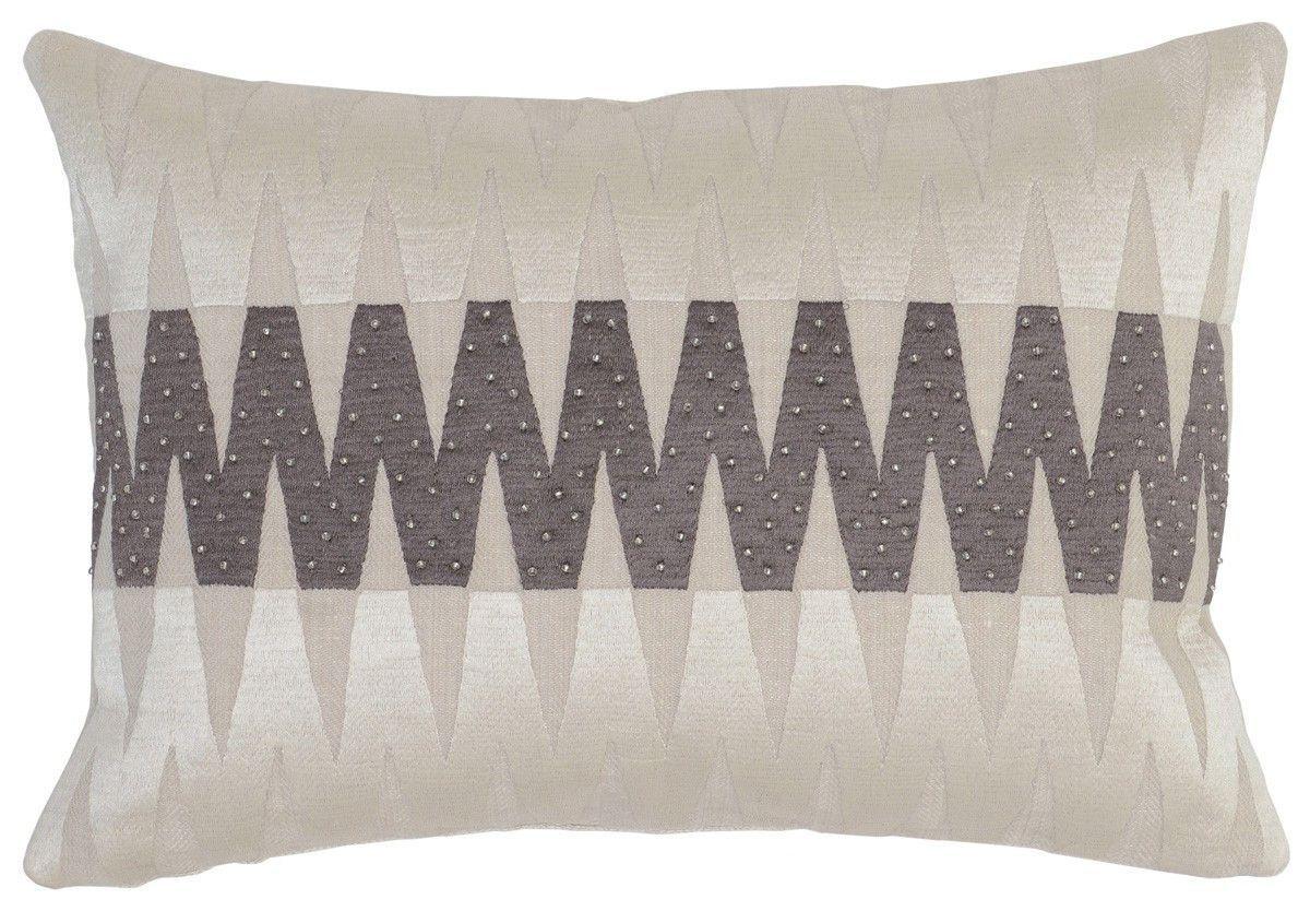 Rhoe Bone Multi 14x20 Pillow Design By Villa Home Throw Pillows Pillows Kosas Home