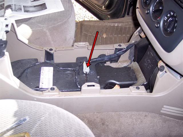 How To Replace Front Blend Door Actuator In 3rd Gen Ex Ford