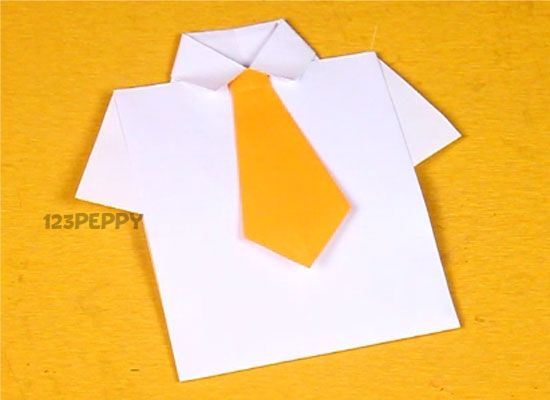 Greeting card crafts project ideas online 123peppy diane learn how to make shirt greeting card with our simple step by step picture and video tutorials online for free bookmarktalkfo Choice Image