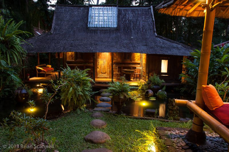 Bambu Inda Resort Ubud Bali Bali Small House