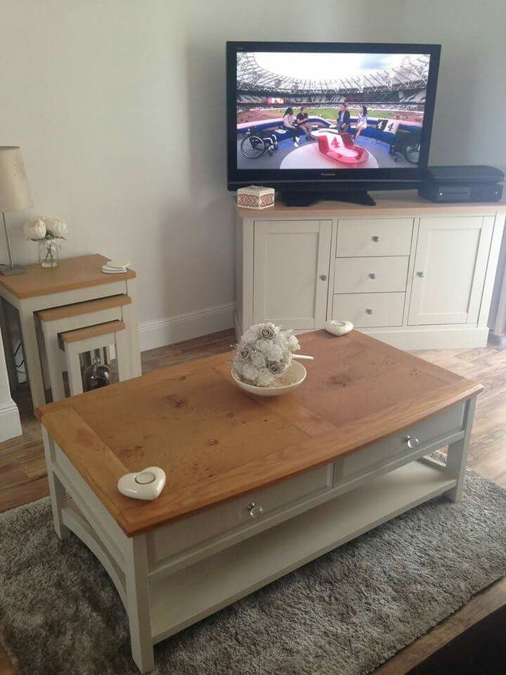 B and Q Coffee Tables