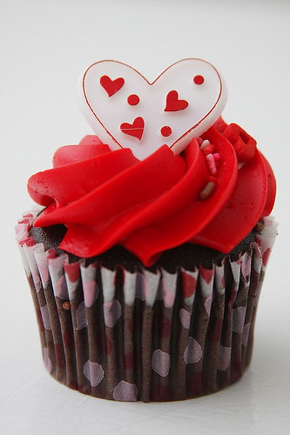 Valentines Cupcake Decorating Ideas Valentines Food Valentine
