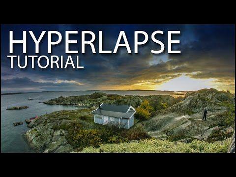 Light room , after effect 를 이용한 하이퍼랩스 편집 기법과 찰영 기법