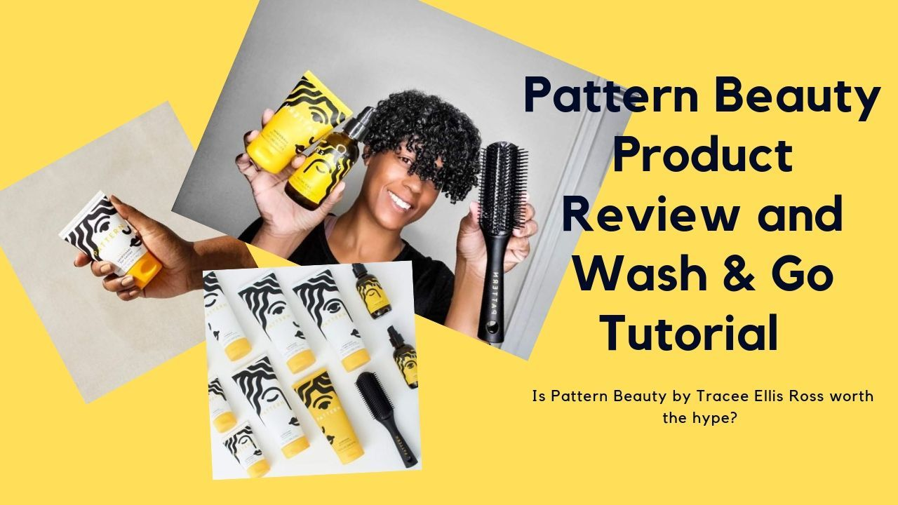 Pattern Beauty Products Are Specially Designed For Curly Coily