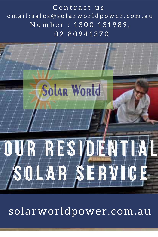 Best Residential Solar Service In Australia In 2020 Residential Solar Solar Solar Pv