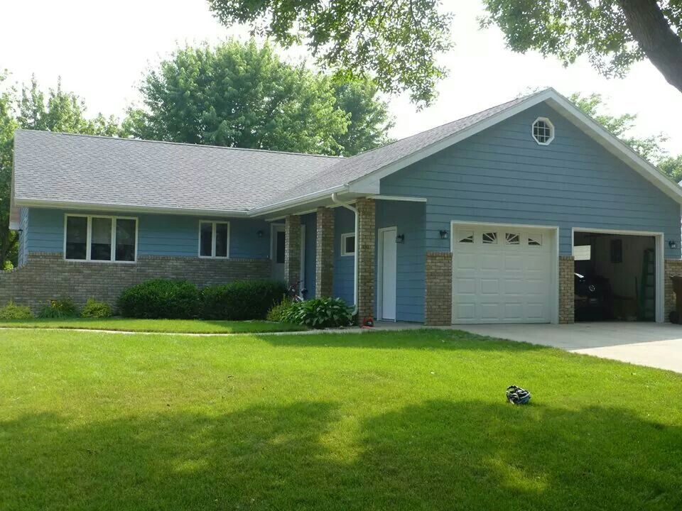 Poolhouse Blue From Sherwin Williams- Our Home