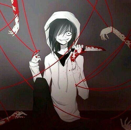 #wattpad #terror Es un joven loco de 14 años que tiene deseo de matar y su sueño es mata junto con jeff the killer   personaje principal : kay (el protagonista) o vio :v