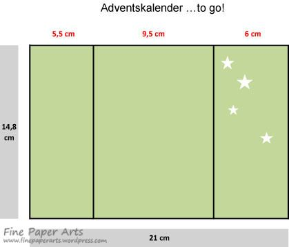 anleitung adventskalender to go adventskalender to go pinterest adventskalender. Black Bedroom Furniture Sets. Home Design Ideas
