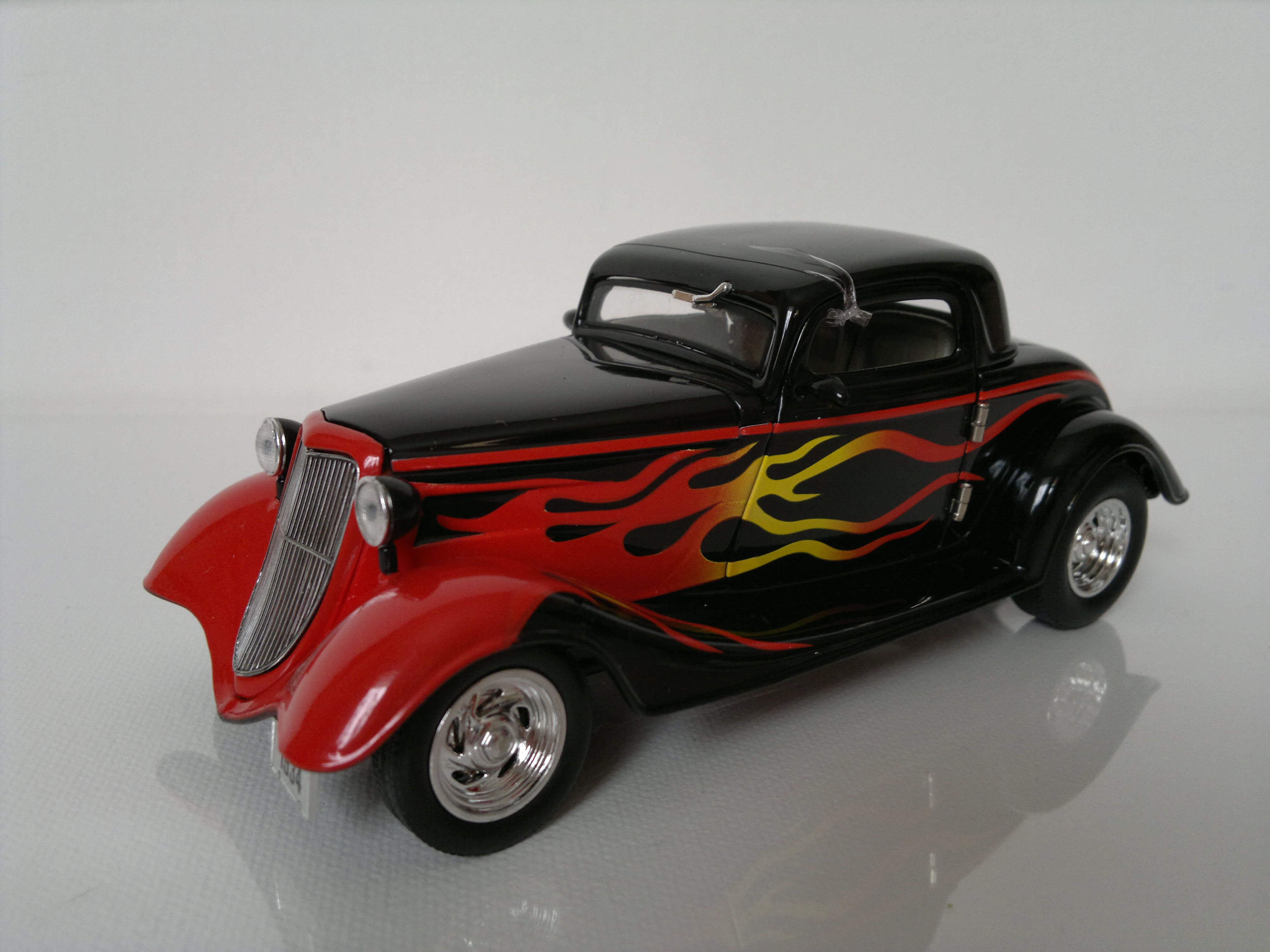 1 24 Ford Hot Rod Schuco 1 24 American Cars DieCast