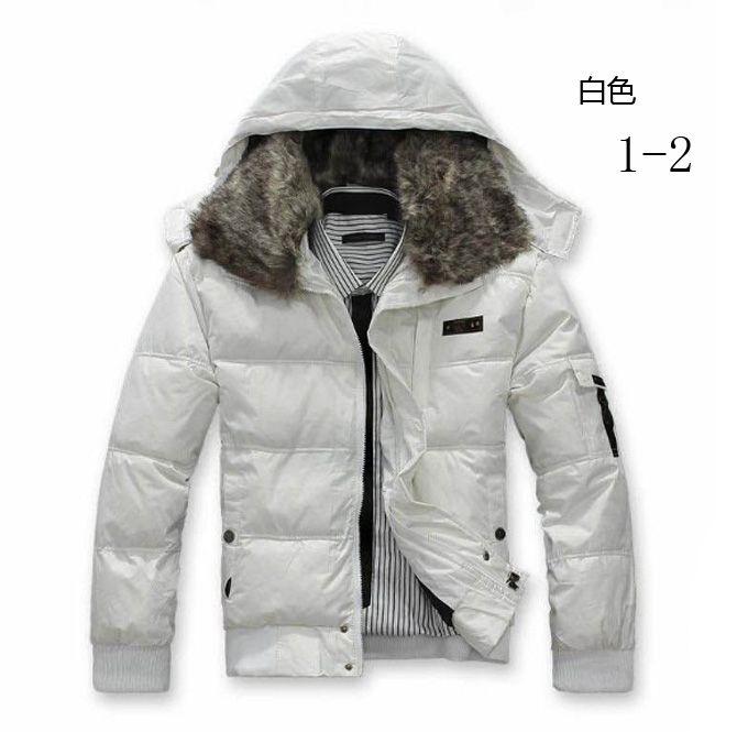 $49.13  #MensWinterCoats Classical New Men's Cotton-padded Coat In Winter Clothes Pourpoint Men Than King Of Factory Outlets Discount Online Shopping