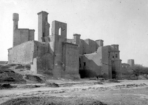 El castillo de Olite.