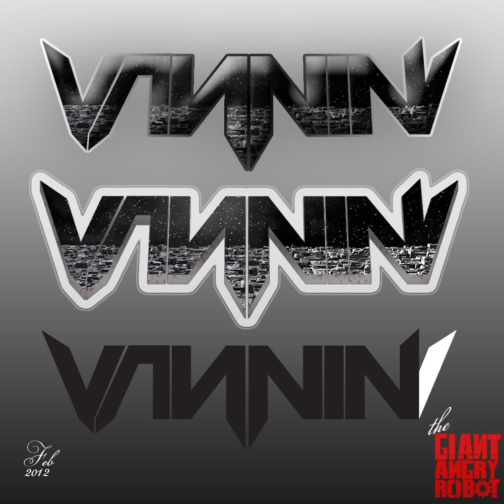 Logo ideas for my pal vannin another dubstep producer my designs logo ideas for my pal vannin another dubstep producer altavistaventures Choice Image