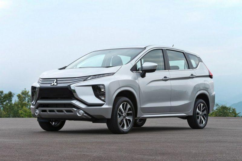 All New 2020 Mitsubishi Expander Coming Soon 2019 Best Minivan Mini Van Chrysler Pacifica Chrysler