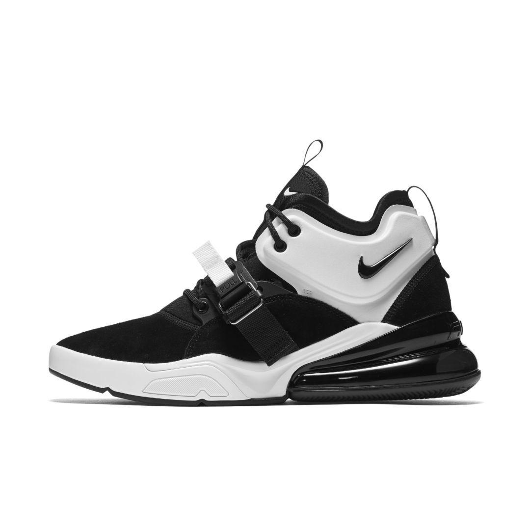 Nike Air Force 270 Men's Shoe Size 11 (Black) | Mens nike