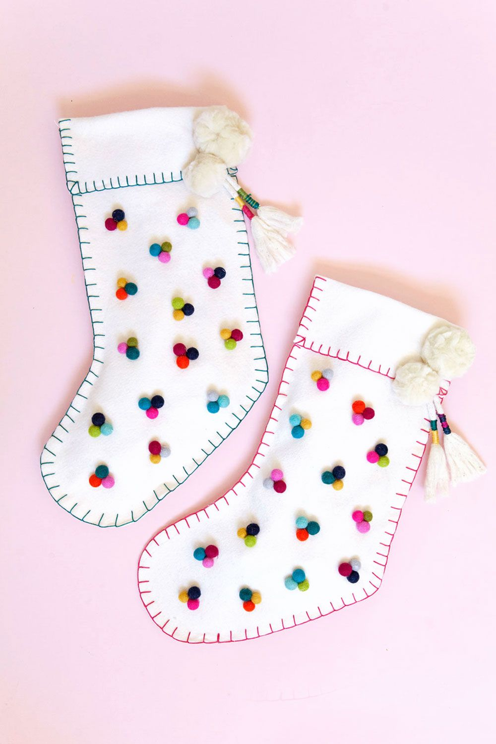 DIY CHRISTMAS STOCKING Christmas stockings diy