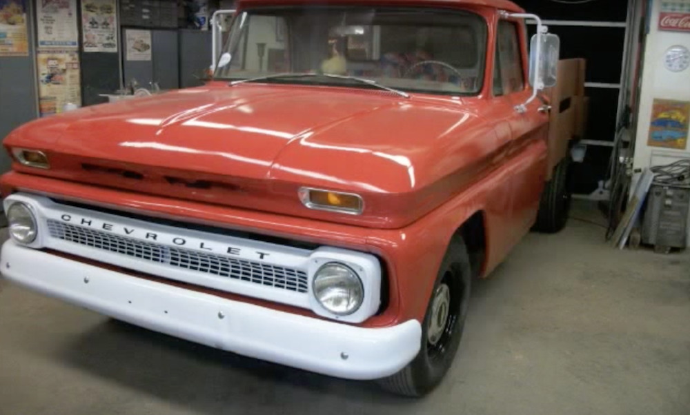 Teenager renovated an old broke down truck into a brand new automobile!  #BeGrizly #Grizly # LiveWild #GrizlyFactOfTheDay #MCM #Monday #Cars  #Automobiles ...