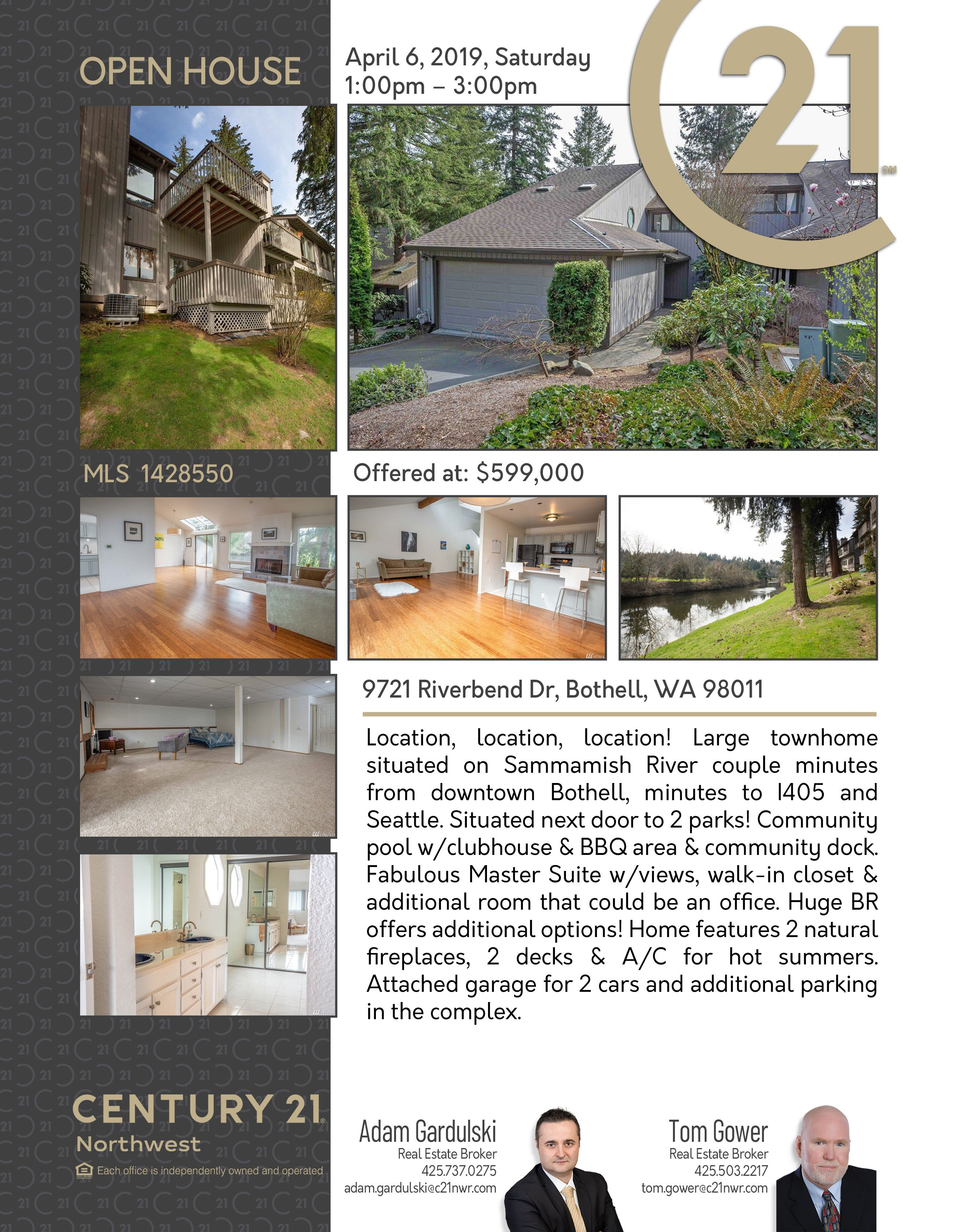 Pin By Century21 Northwest Realty On