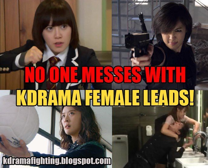 Kdrama Female Leads  These are the tough ones  #kdrama #girl