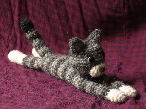 Adorable Amigurumi Kittens Ideas and Crochet Patterns | 368x490