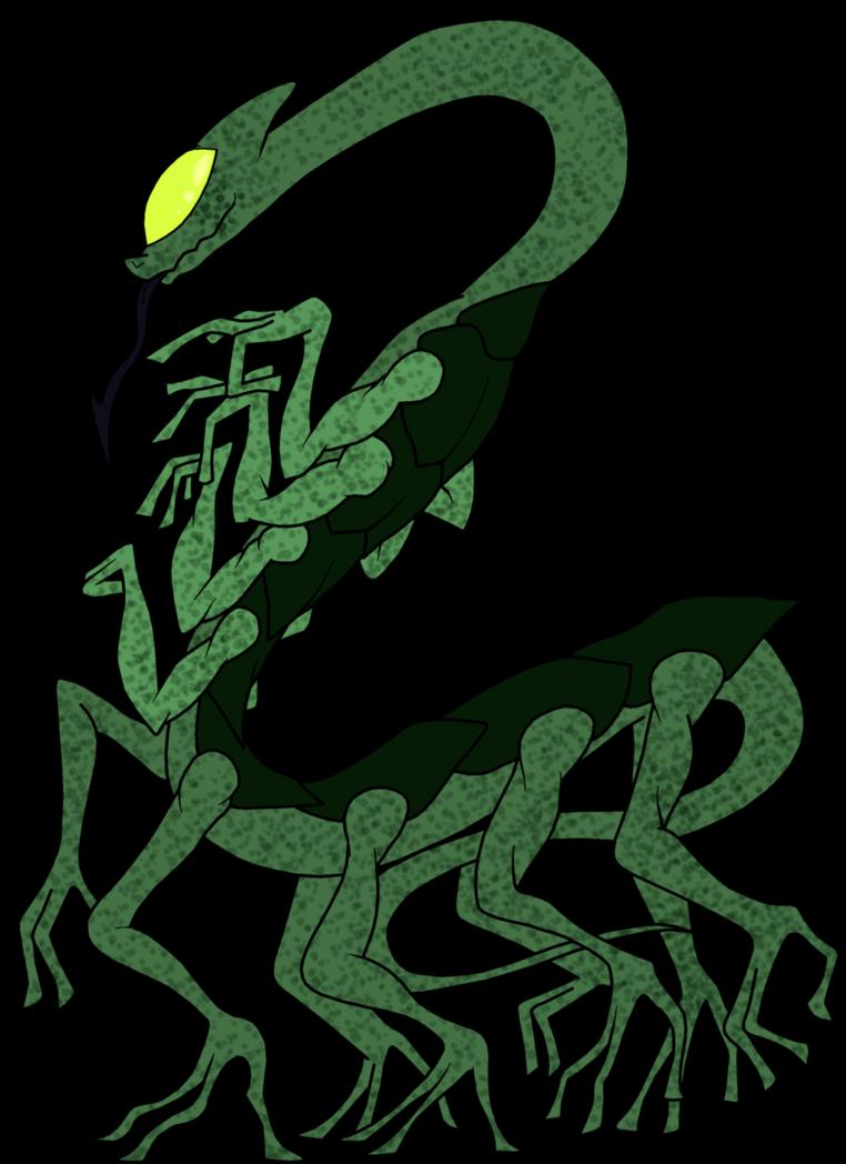 SCP-372 Door Adoptable Unlocked: Yokai Serpent by ECN13000 ...