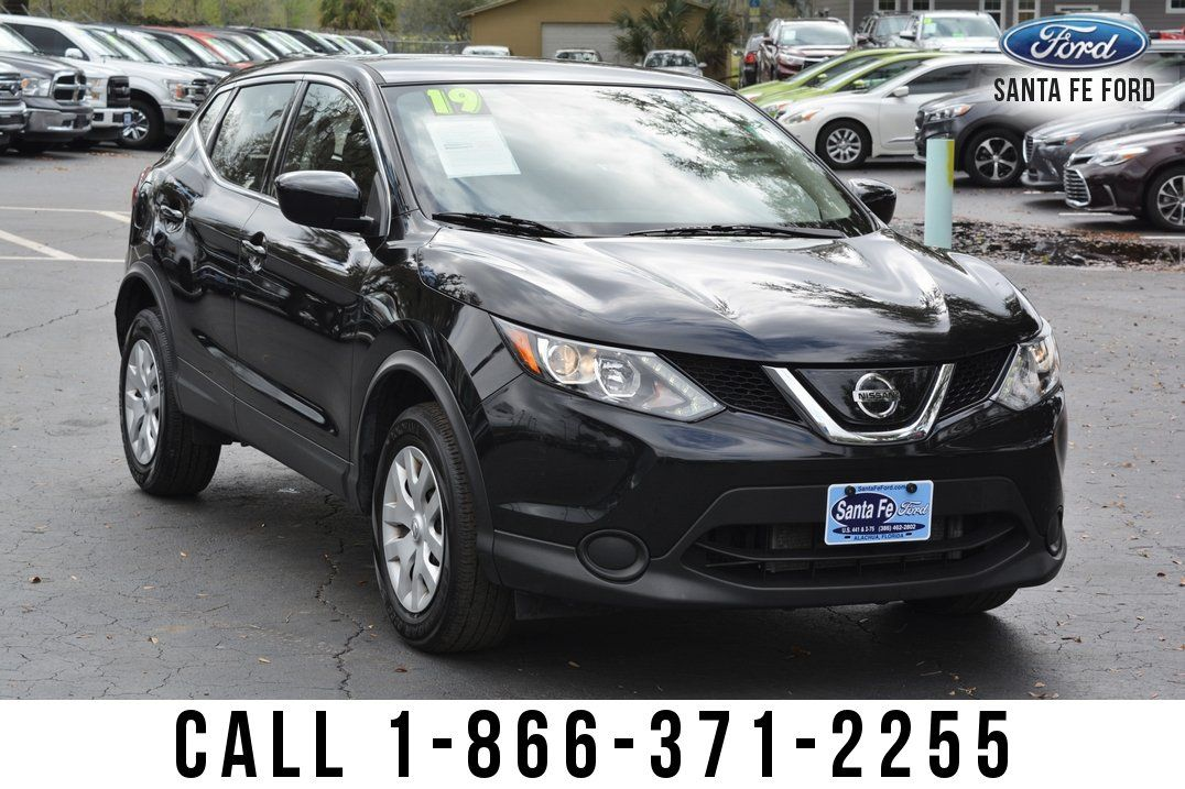 Used 2019 Nissan Rogue Sport S SUV For Sale Gainesville FL