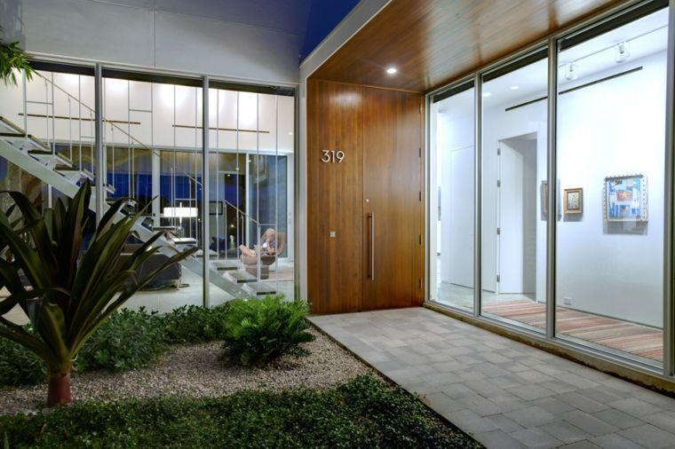 puertas diseño colores sentidos funcionales