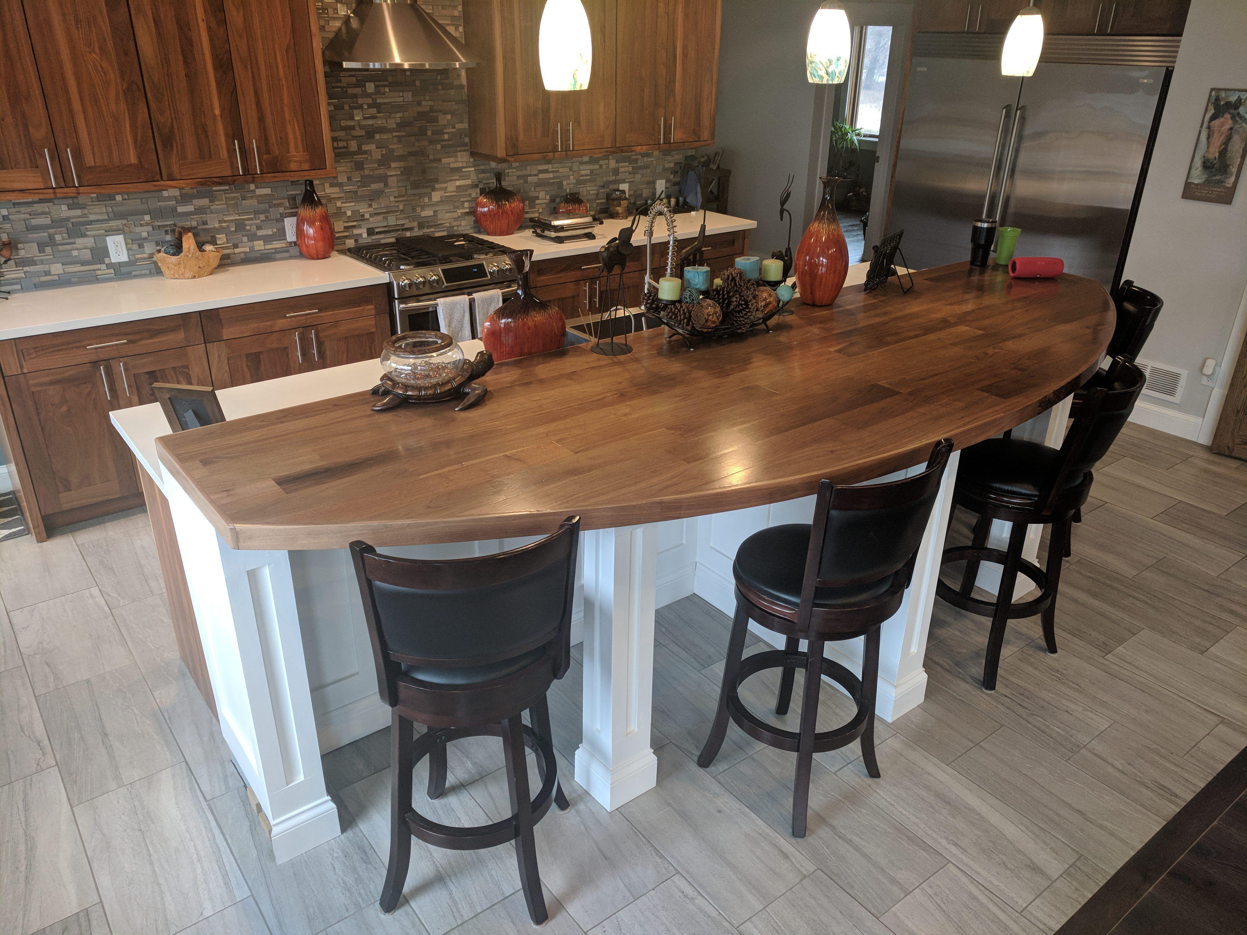 Luxury Diy Wood Bar tops