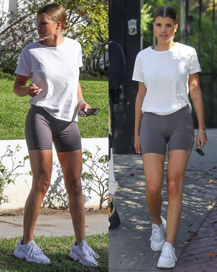 Bike Shorts Outfit Tips - FashionActivation