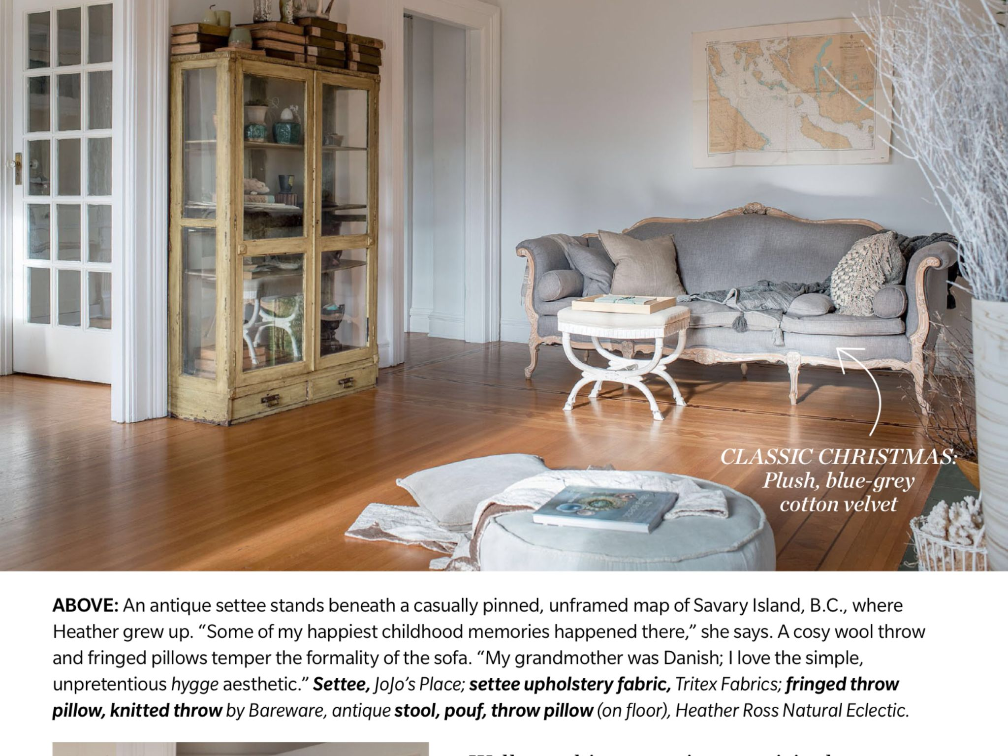"""Festive Style"""" from House & Home Magazine November 2018 Read it on"""